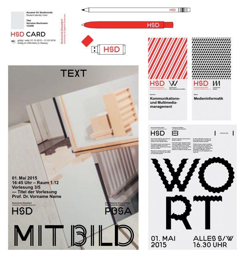 FH Düsseldorf erhält neuen Namen und neues Corporate Design. corporate identity portal