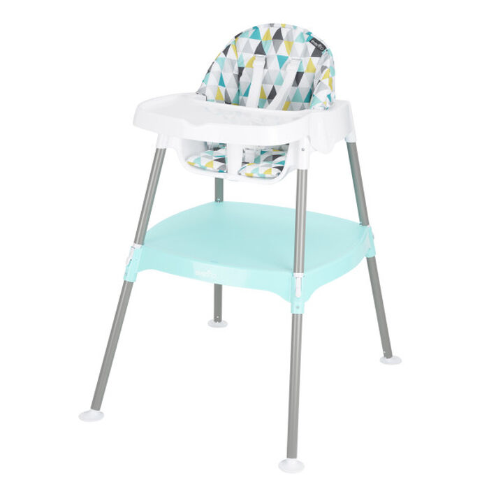 4 In 1 Eat Grow Convertible High Chair Prism In 2020