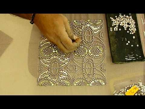 Kantan Couture Bead Embroidery Instructional Dvd Part 2 Of 2