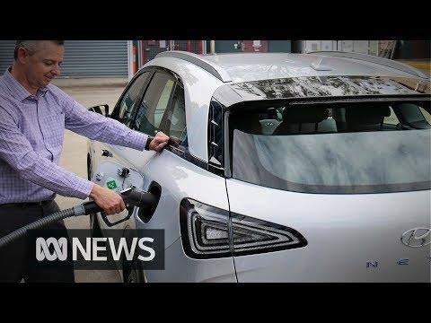 Carbonfree fuel Australian hydrogen car breakthrough