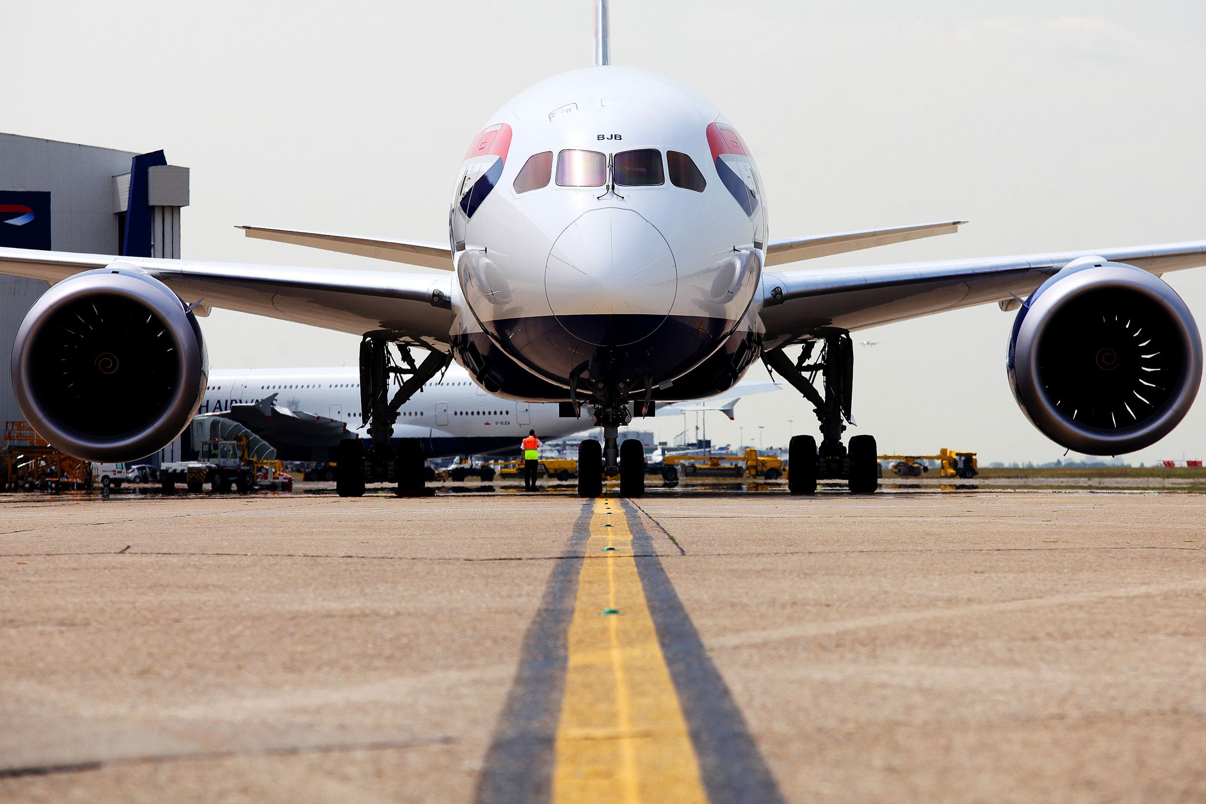 British Airways Boeing 7878 Dreamliner British airways