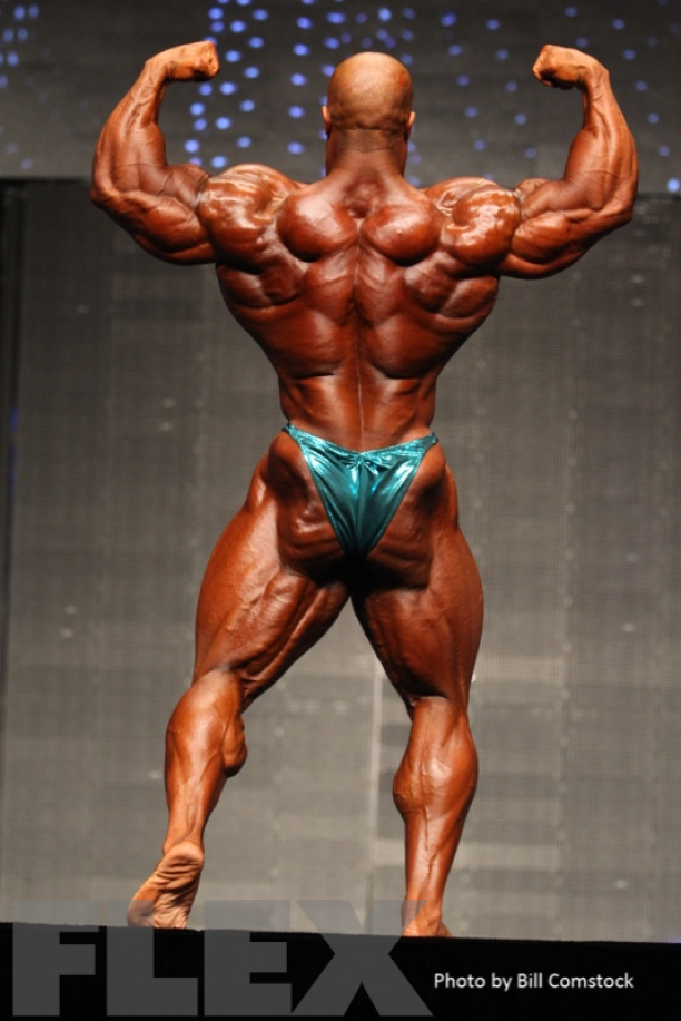 PHIL HEATH BACK POSE | Bodybuilding/Fitness | Pinterest
