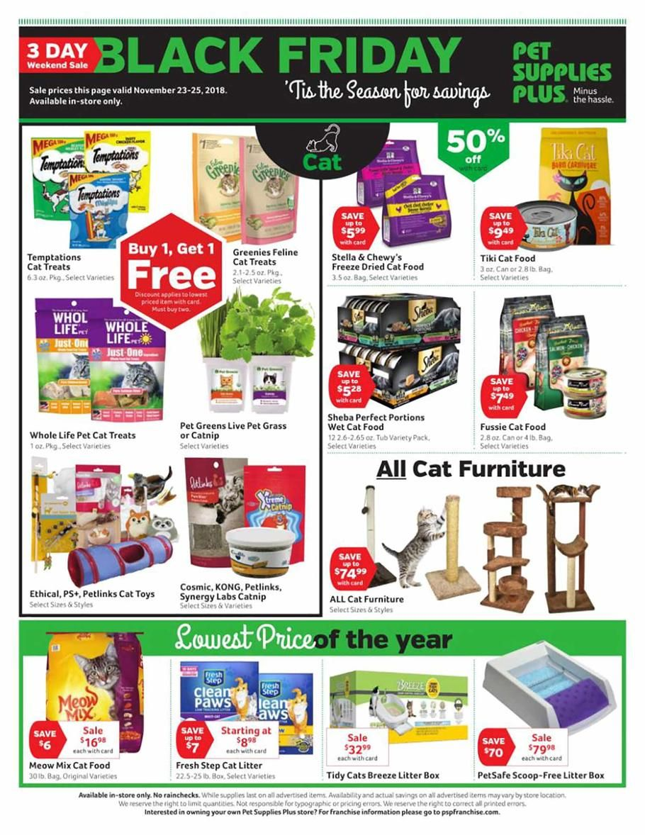Pet Supplies Plus Black Friday 2018 Ads Scan Deals And Sales See