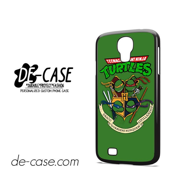 Teenage Mutant Ninja Turtles Logo Harry Potter DEAL-10576 Samsung Phonecase Cover For Samsung Galaxy S4 / S4 Mini