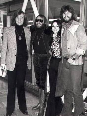 Bee Gees & Linda Gibb