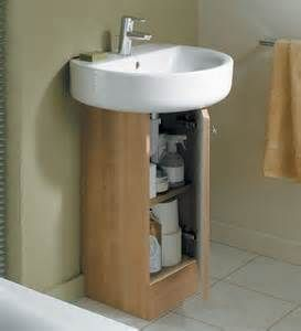 Pedestal Sink Storage Ikea With Images
