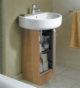 Pedestal Sink Storage Ikea