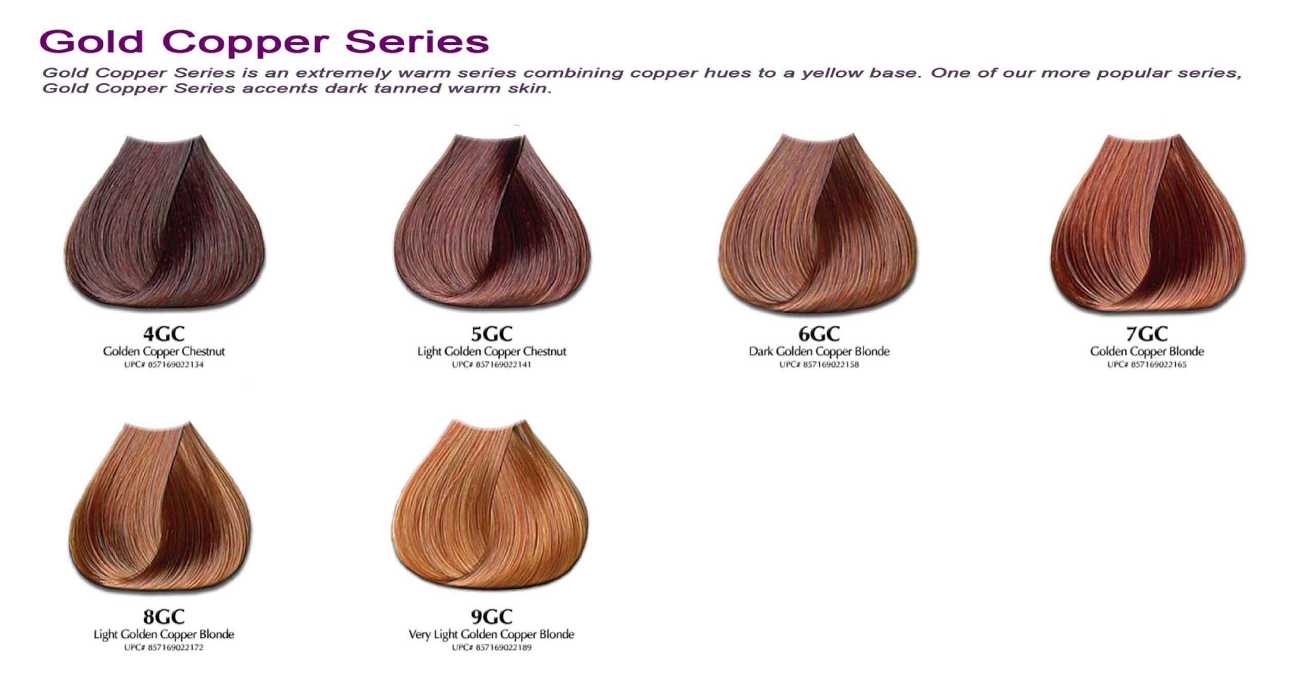 Copper Golden Copper Hair Color Golden Copper Hair Schwarzkopf Hair Color
