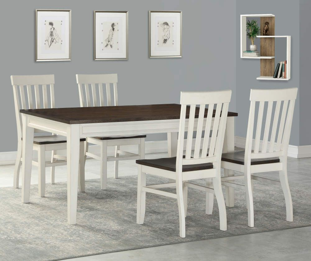 Stratford Caylie Farmhouse Dining Set In 2020 Dining Room Sets
