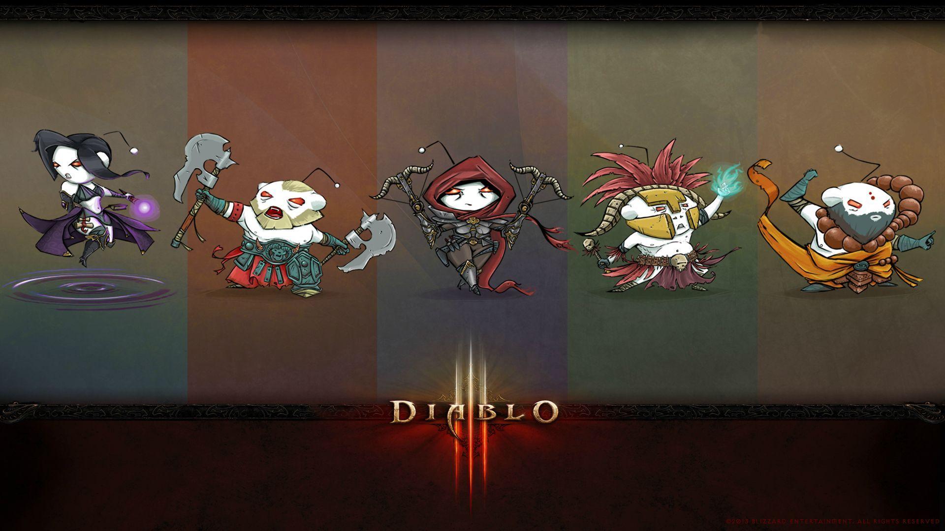 Diablo 3 X Reddit Fan Art Hd Wallpaper Background Hd Wallpaper