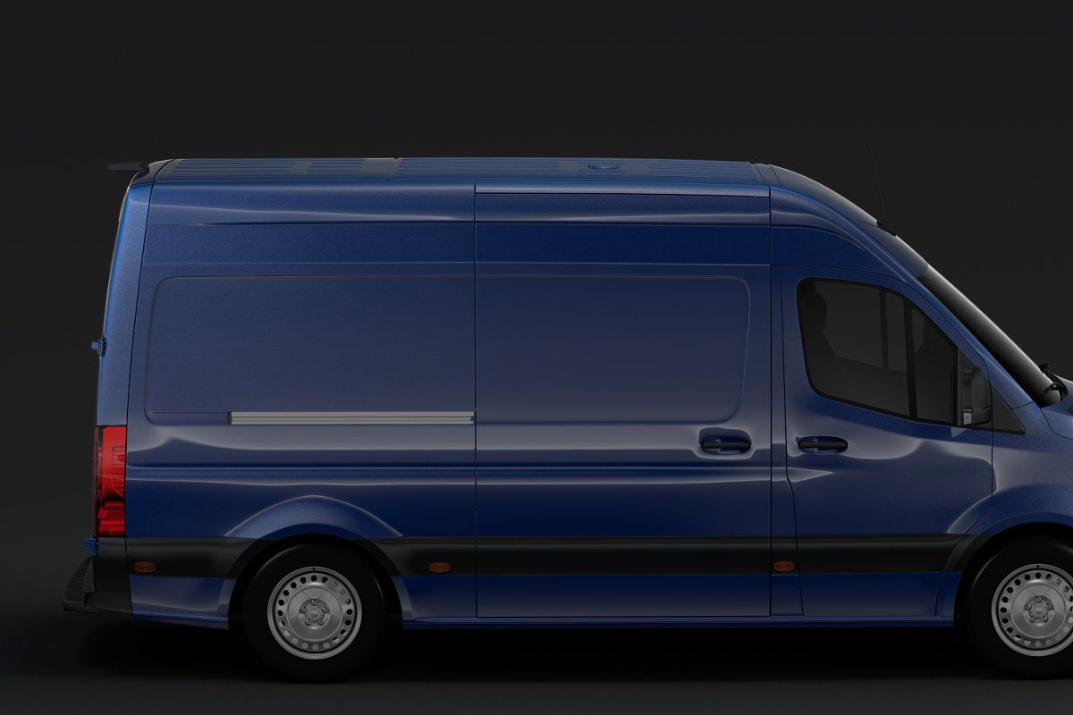 Freightliner Sprinter Panel Van L2h2 Freightliner Team Models Vans