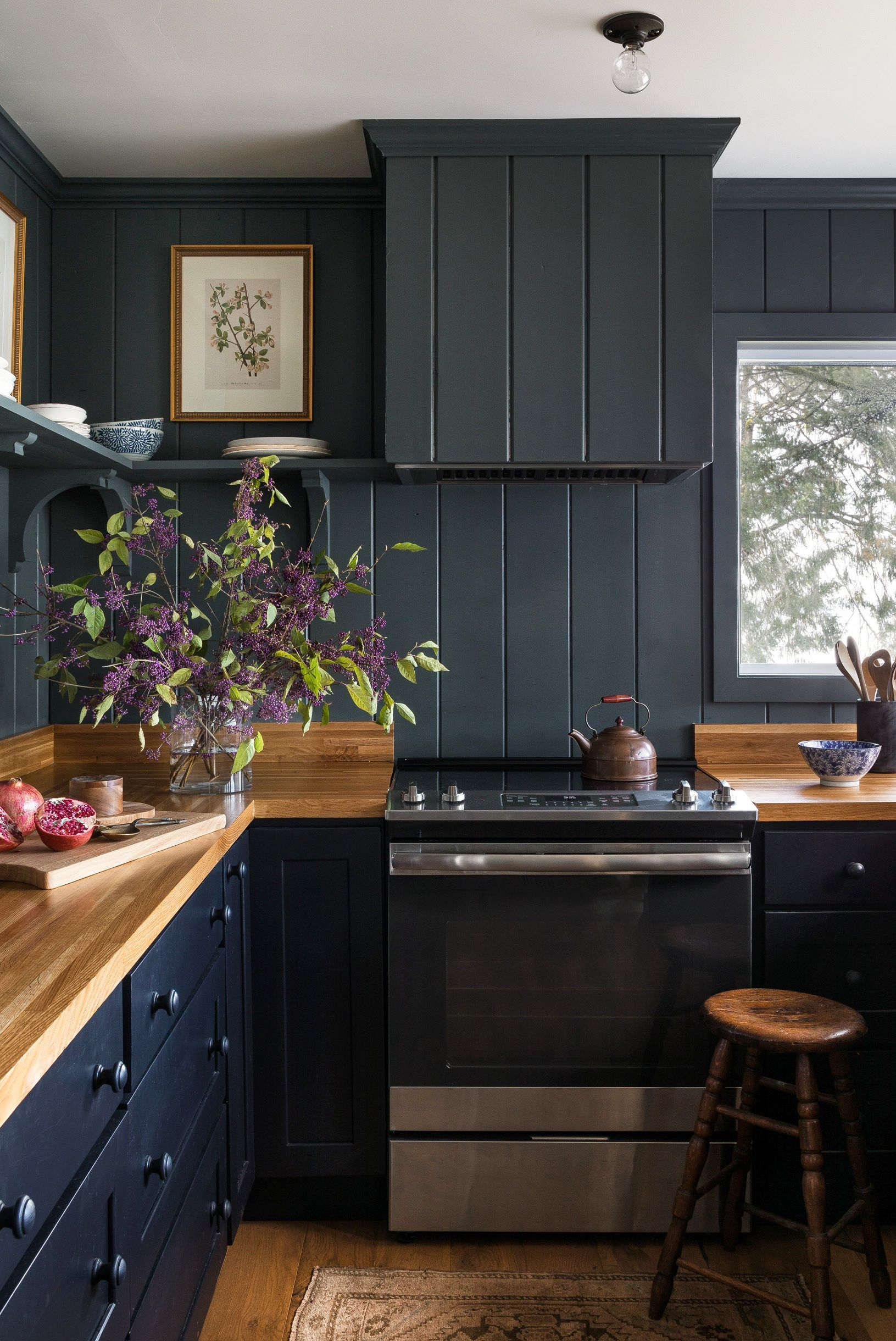 50 Clever Small Kitchen Ideas To Steal In 2020 Black Kitchen