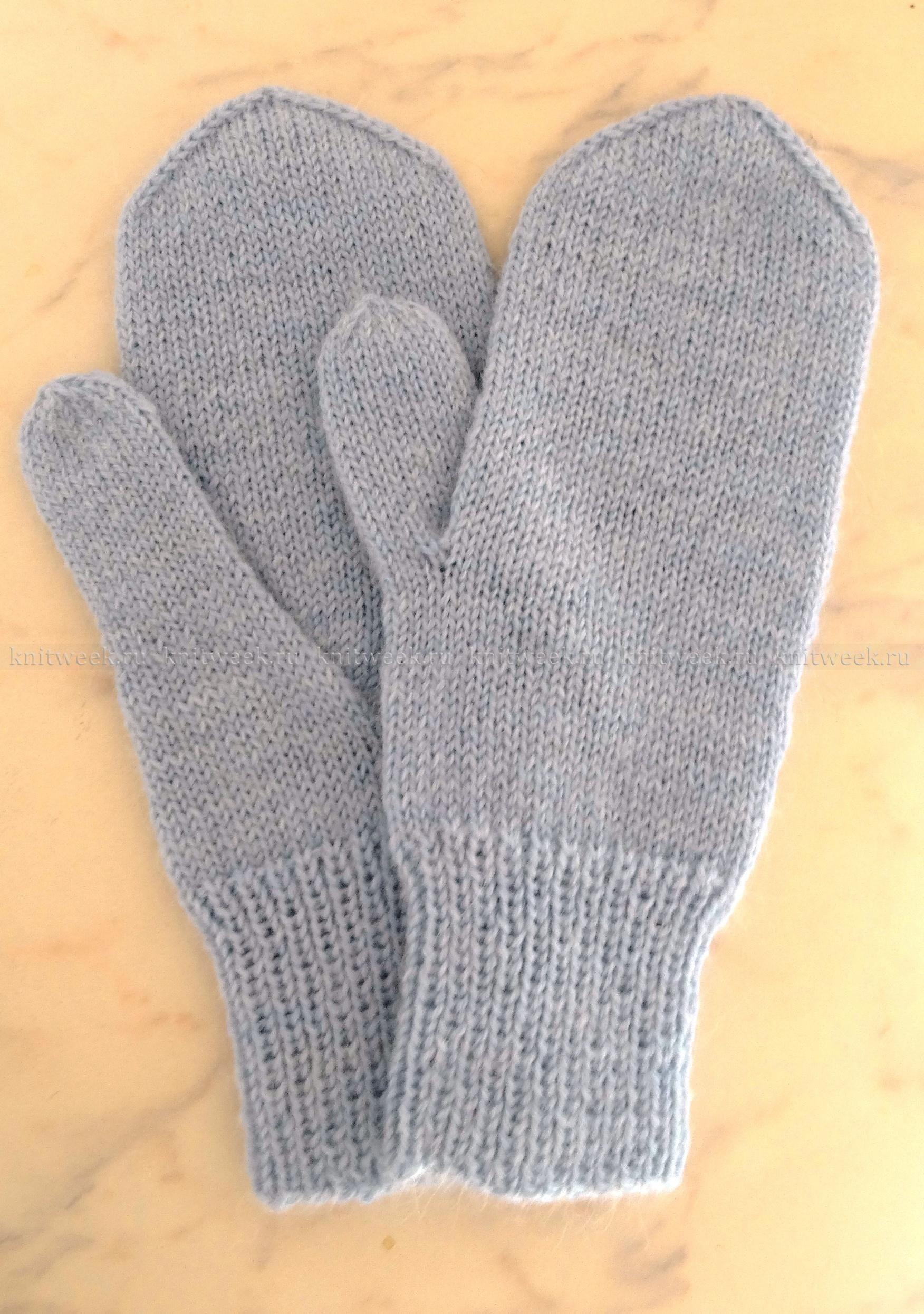 Варежки с анатомическим пальцем | Варежки | Pinterest