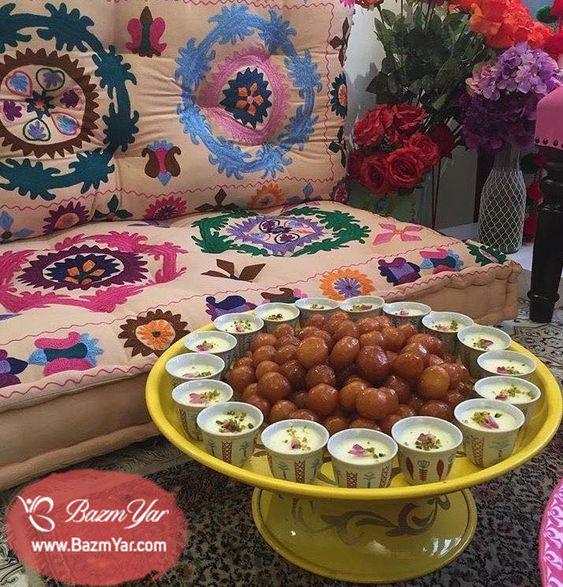 طراحی میز افطار شیر برنج و بامیه Ramadan Kareem Decoration Ramadan Decorations Ramadan Gifts