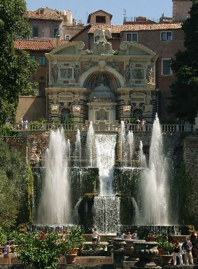 Tivoli Villa D Este Fountains Photos Tivoli Villa D Este Tivoli Tivoli Roma