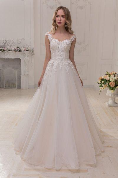 Wedding Dress Hochzeitskleid Brautkleid MEGAN | Wedding dress and ...