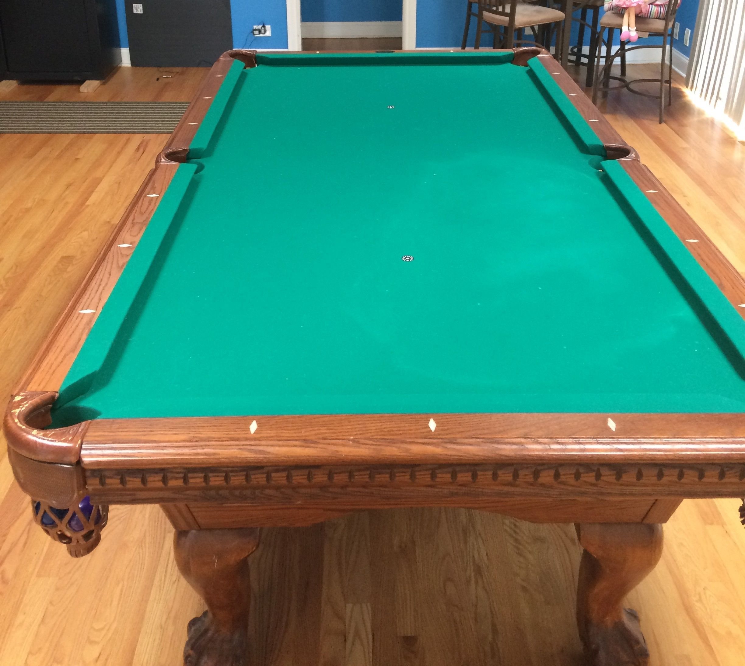 American Heritage Billiards Sold Used Pool Tables Billiard - American heritage billiards pool table