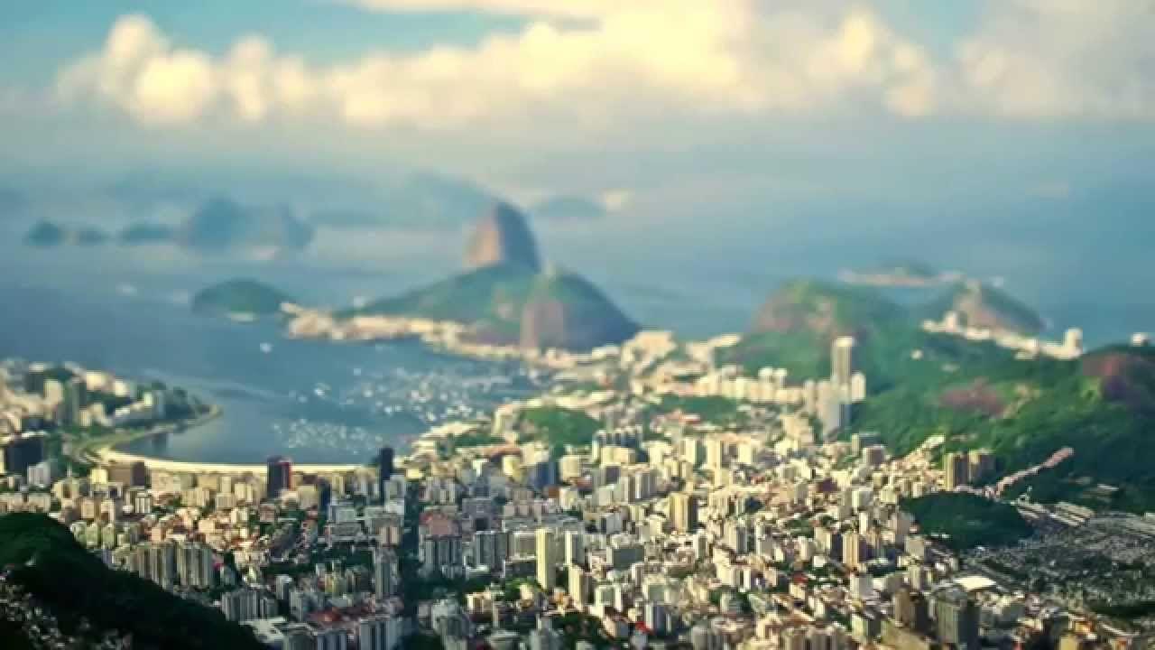 Rio de Janeiro - Cidade maravilhosa - Música Emerson Pinheiro