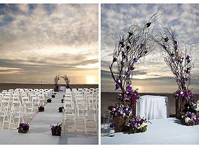 Sunset Restaurant Malibu Weddings Beach Wedding Location Los Angeles 90265