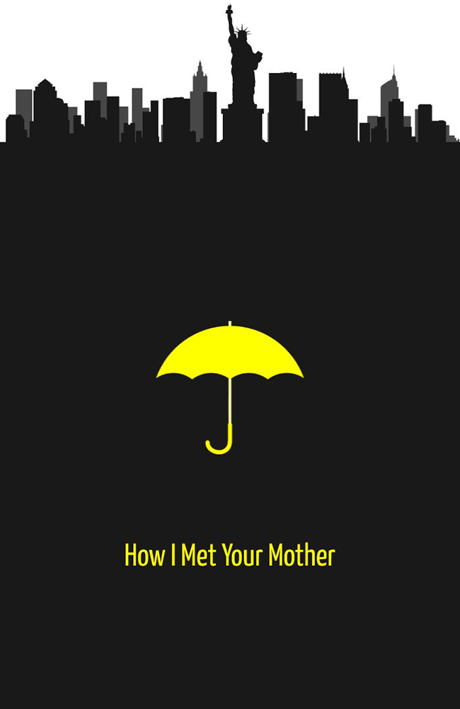 How i met your mother wallpaper