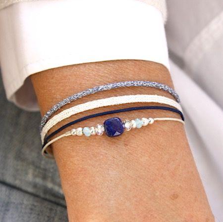 bracelet swarovski multirangs