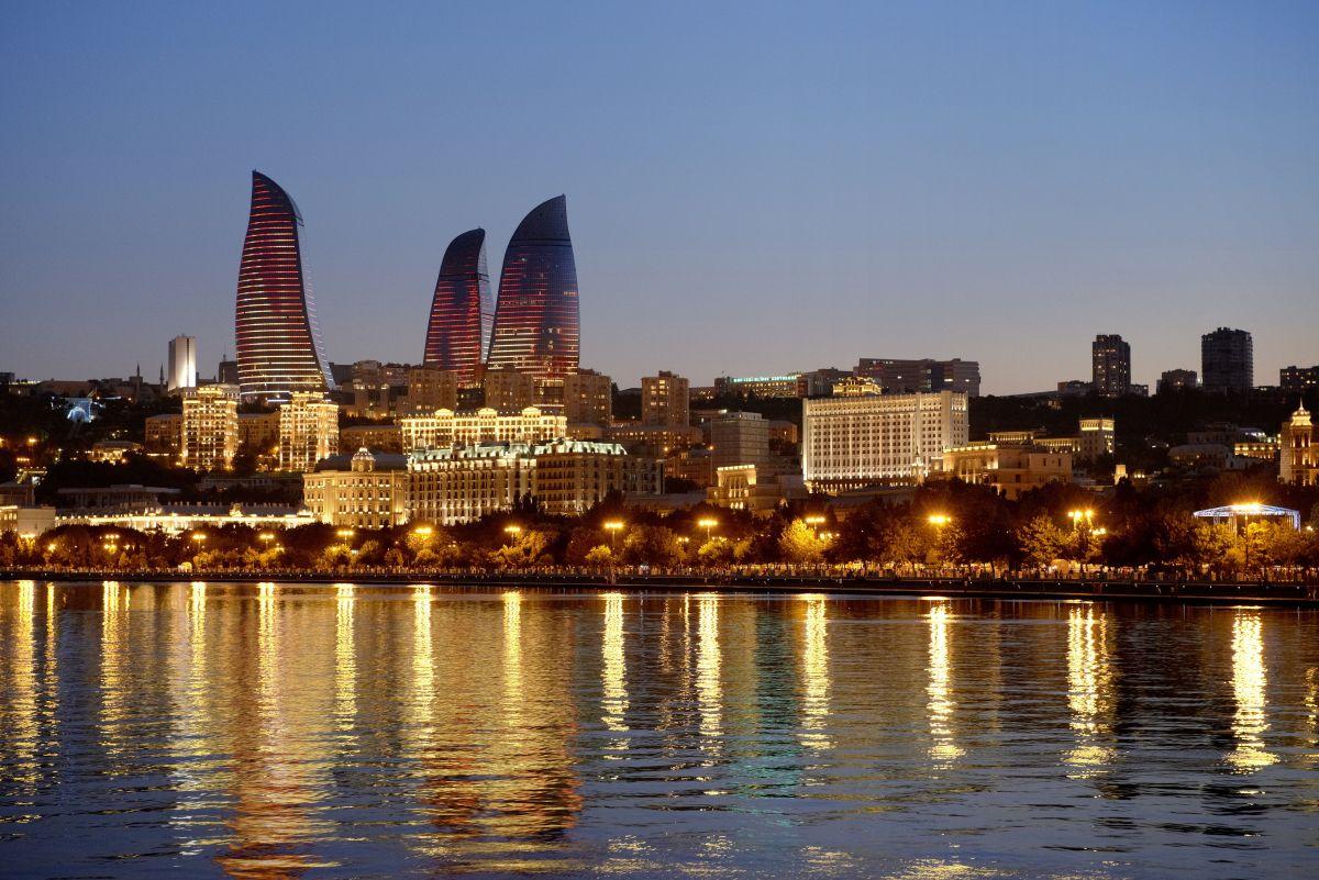 Discover Baku Fairmont Baku Baku Hotels Baku