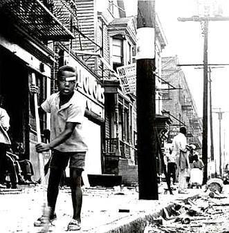 Pin On Social Mvmts The Newark Riots