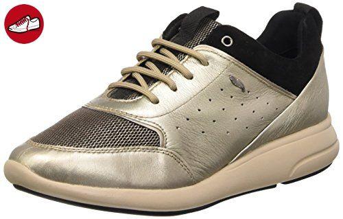 Ophira A, Sneakers Basses Femme, Noir (Black), 37 EUGeox
