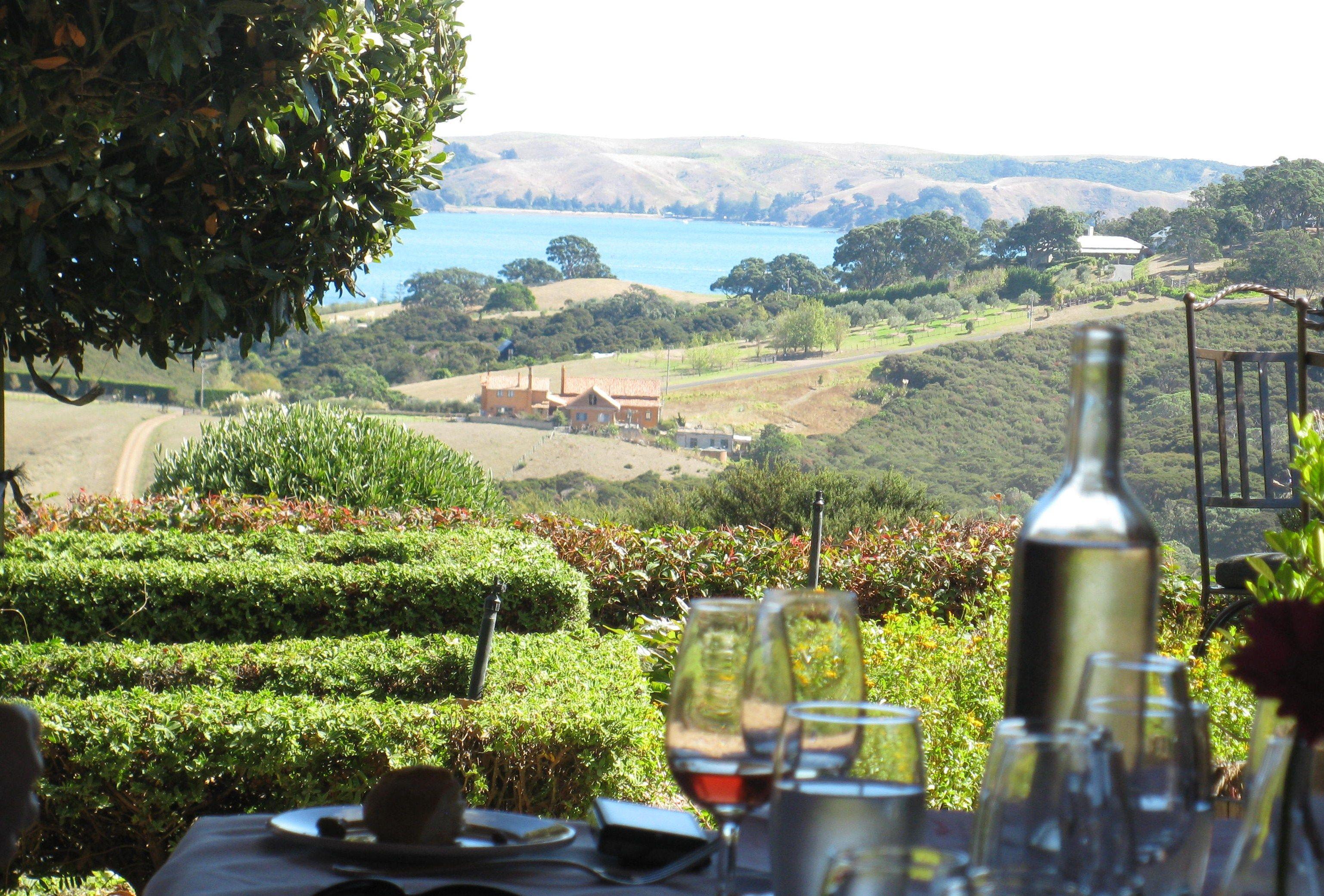 Mudbrick Winery Waiheke Island Nz Dining Food Amp Wine