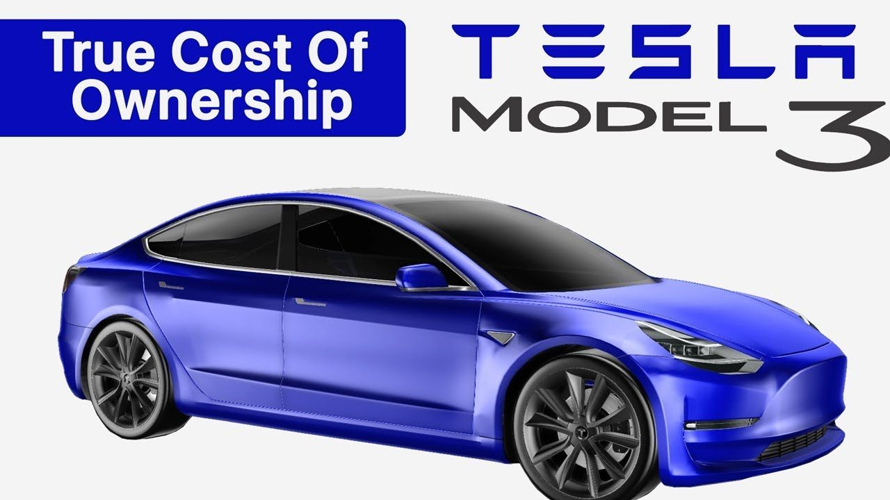 Tesla Model 3 True Cost Of Ownership Compared With A Honda Civic Bmw 3 Tesla Model Tesla Bmw 3 Series