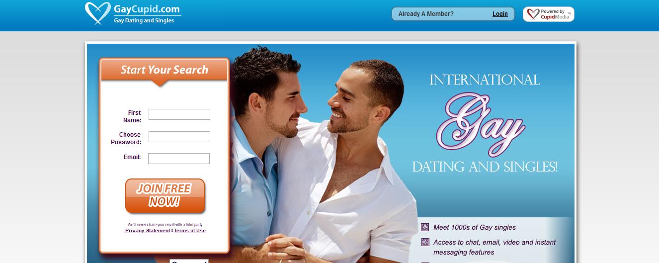 Gay site international
