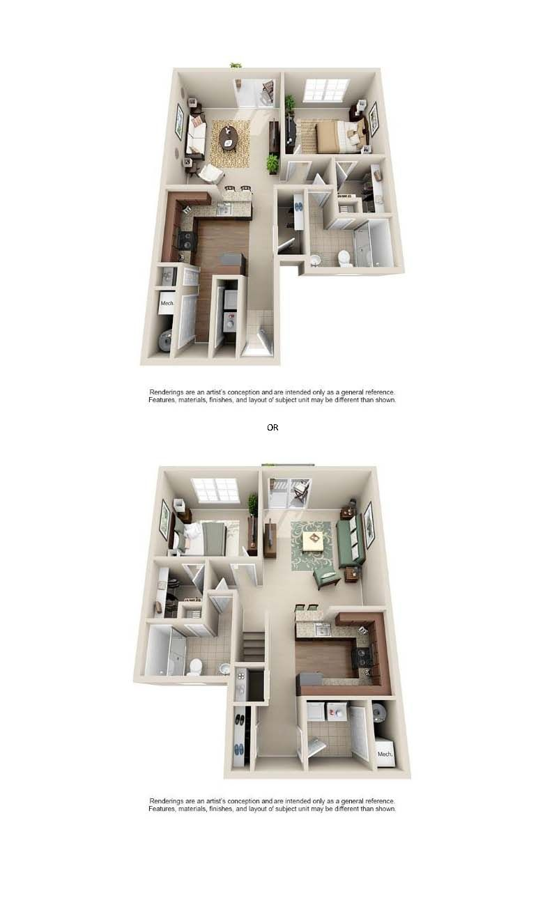 1 2 3 Bedroom Apartment Homes For Rent Hilliard Grand Dublin Ohio Apartment Steadfast Apartment Layout Pool House Designs Sims House Design