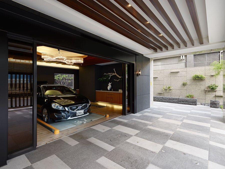 New Case Postulate By Yu Ya Ching Man Cave Garage Garage Design
