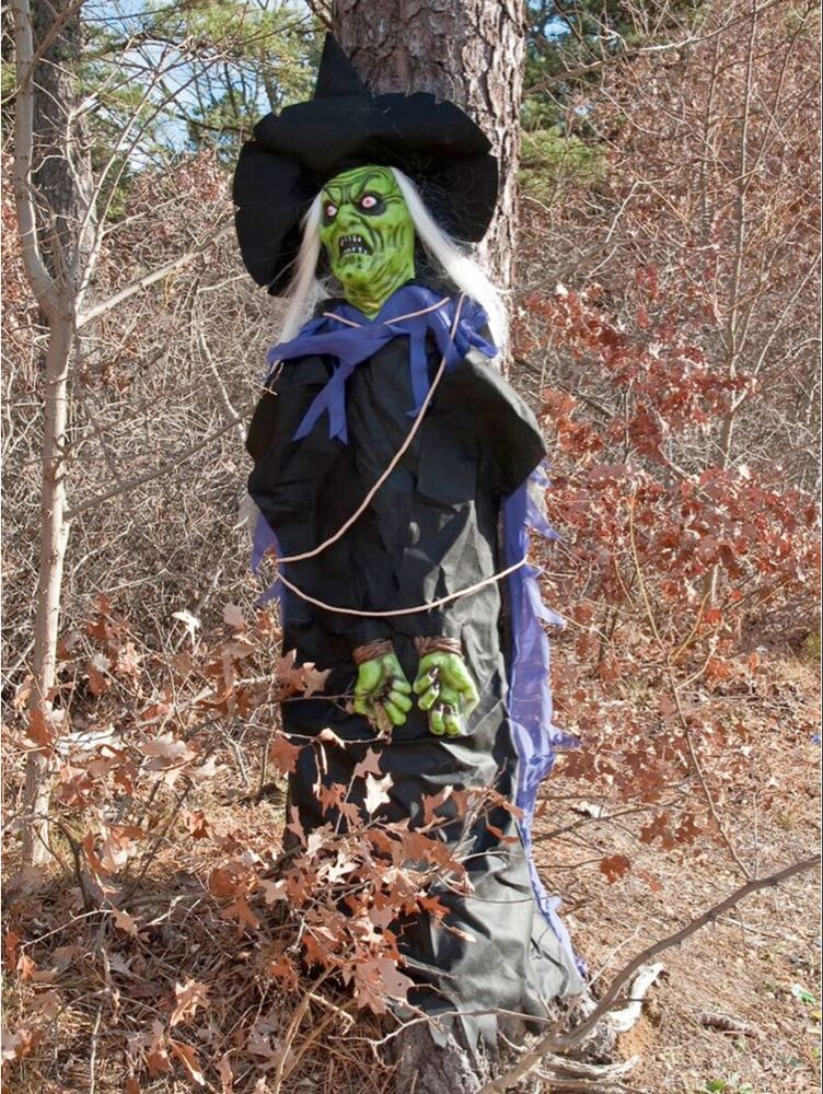 Tree Hugger Witch Costume (With images) Witch props