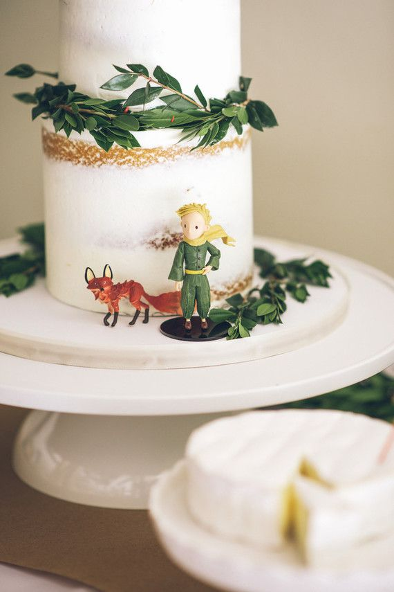 Little Prince birthday cake Wedding Party Ideas 100 Layer Cake