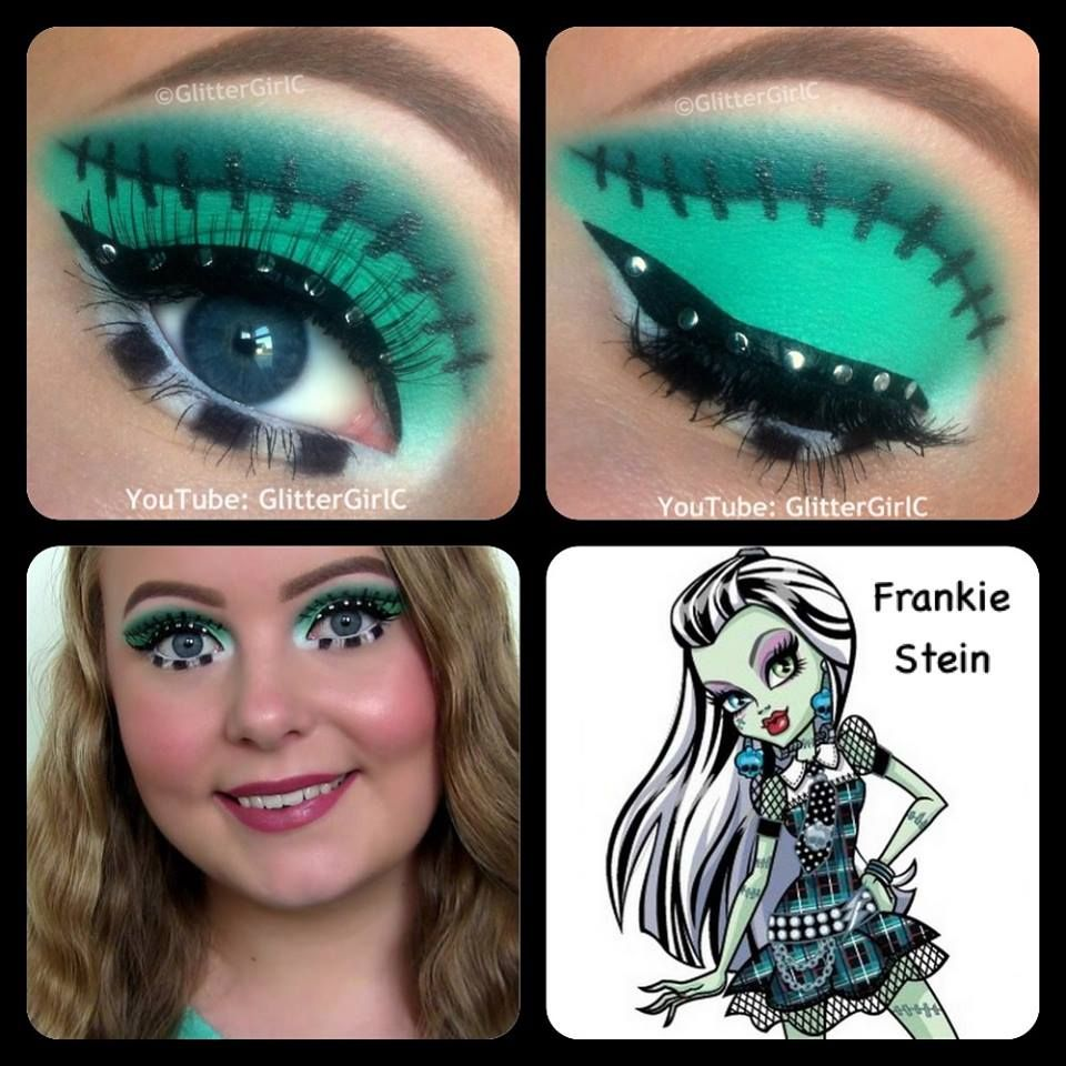 Makeup Monster High - Recherche Google | Maquillage | Pinterest