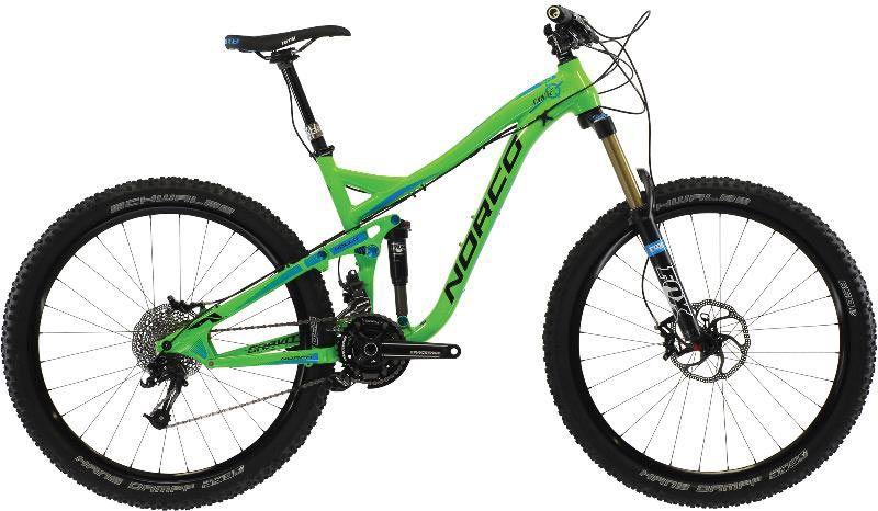 Mountain Bike Wheel Sizes