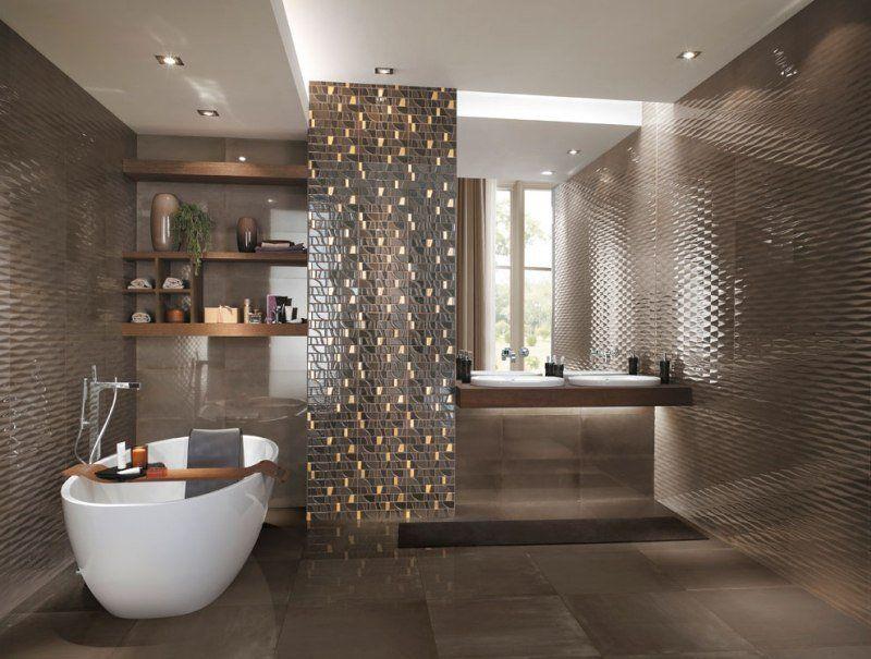 Carrelage de salle de bains original u2013 90 photos inspirantes Bath