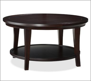 Metropolitan Round Coffee Table Round Coffee Table Coffee Table