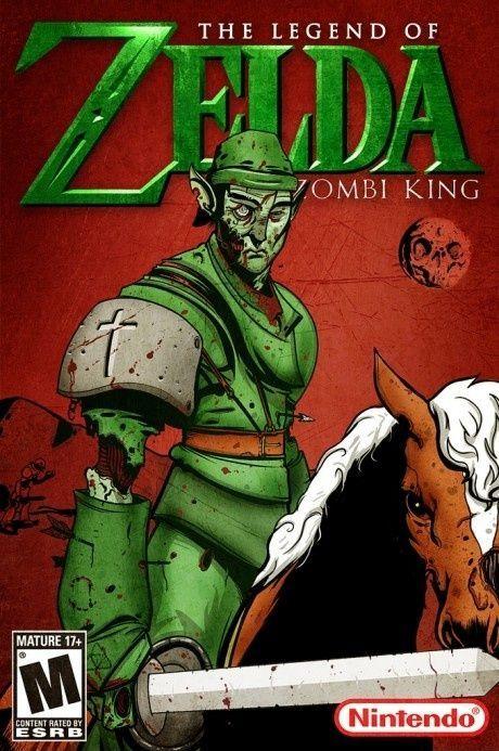 Zelda: The Zombi konge