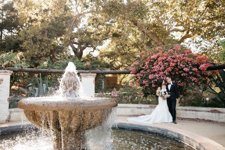 Descanso Gardens La Canada Wedding Kevin Le Vu Photography