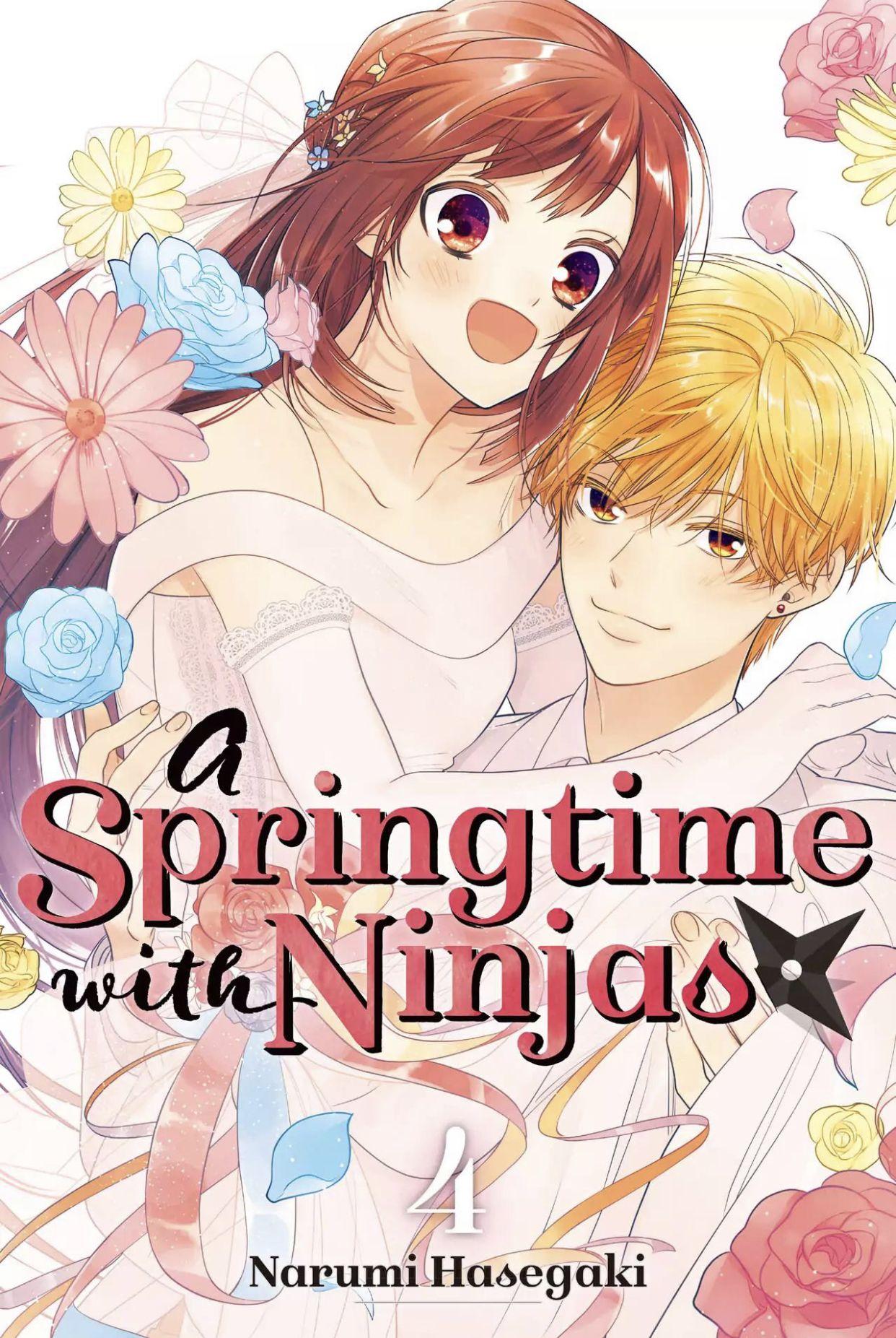Pin by Animemangaluver on A Springtime With Ninjas Manga