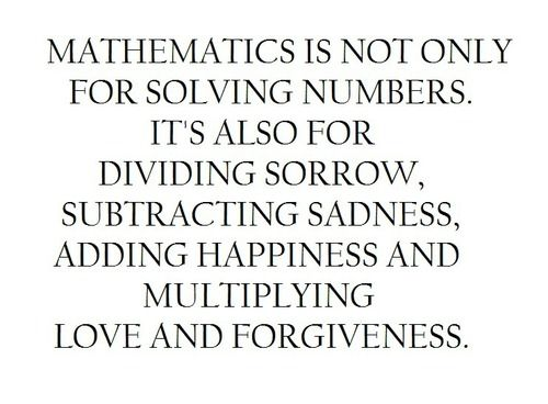 MATHEMATICAL QUOTES ABOUT ALGEBRA buzzquotes.com | education ...