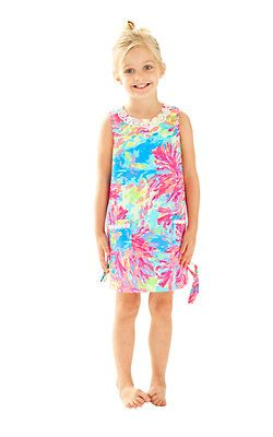 668a2ff61a4fa3 Girls Little Lilly Classic Shift Dress | Gift Guide 2016 | Dresses ...