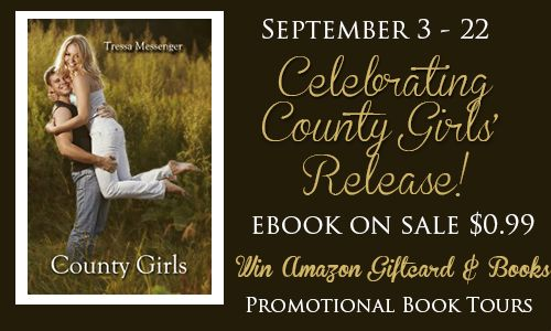 County Girls by Tressa Messenger.