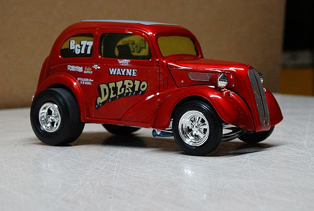 Wayne Delrio S 48 Anglia Model Cars Kits Plastic Model Cars