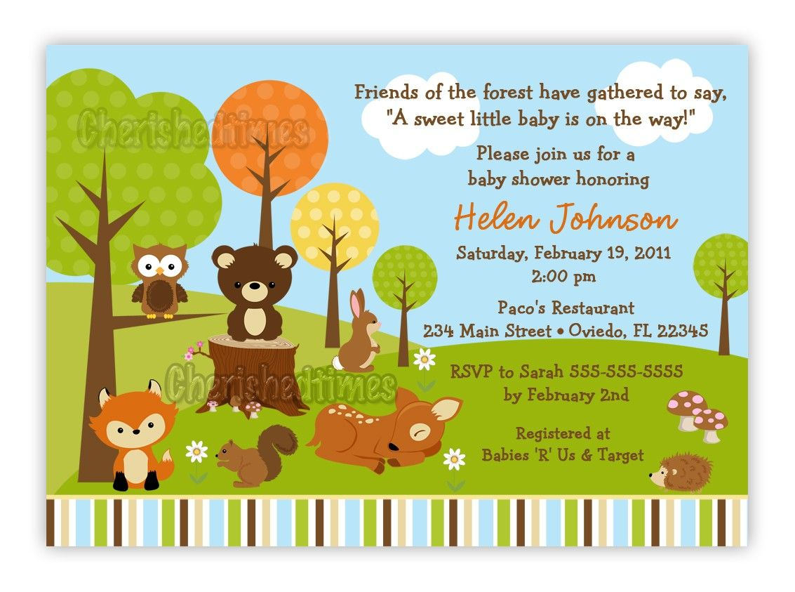 animals baby shower invitation you print animal baby showers boy baby