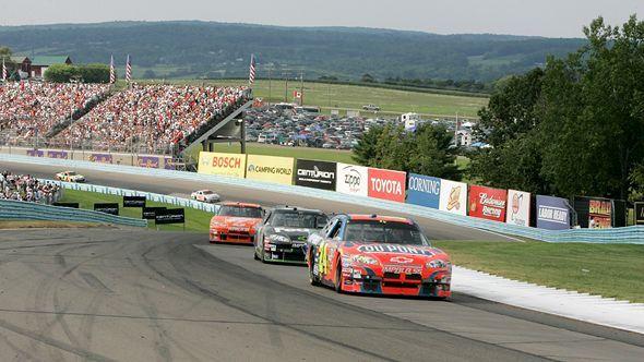 NASCAR Travel Guide to Watkins Glen International  Travel Travel