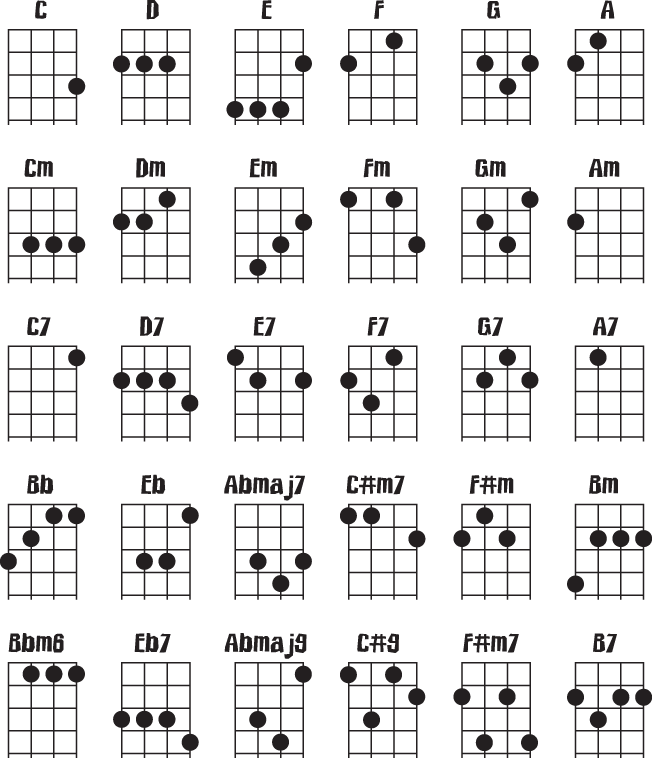 Multiple Chords And Techniques Will Be Required To Learn How To Play
