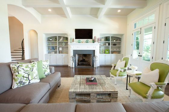 grey couch living room decorating ideas - euskal